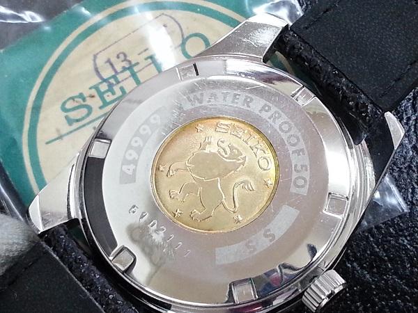 大野時計店 キングセイコー クロノメーター 49999 手巻 1965年1月製造 獅子メダル  希少 5102111_画像3