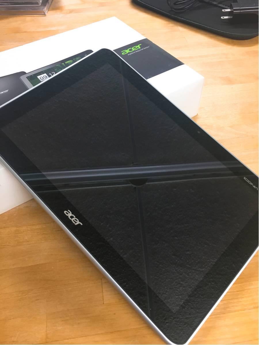 動作確認済【美品】acer A700 ICONIA TAB 16GB WiFi 専用ケース付きATMU7_画像2