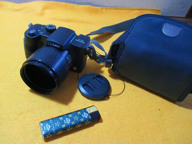 【■パナソニック デジタルカメラ DMC-FZ5 ジャンクで★】★切手OK●