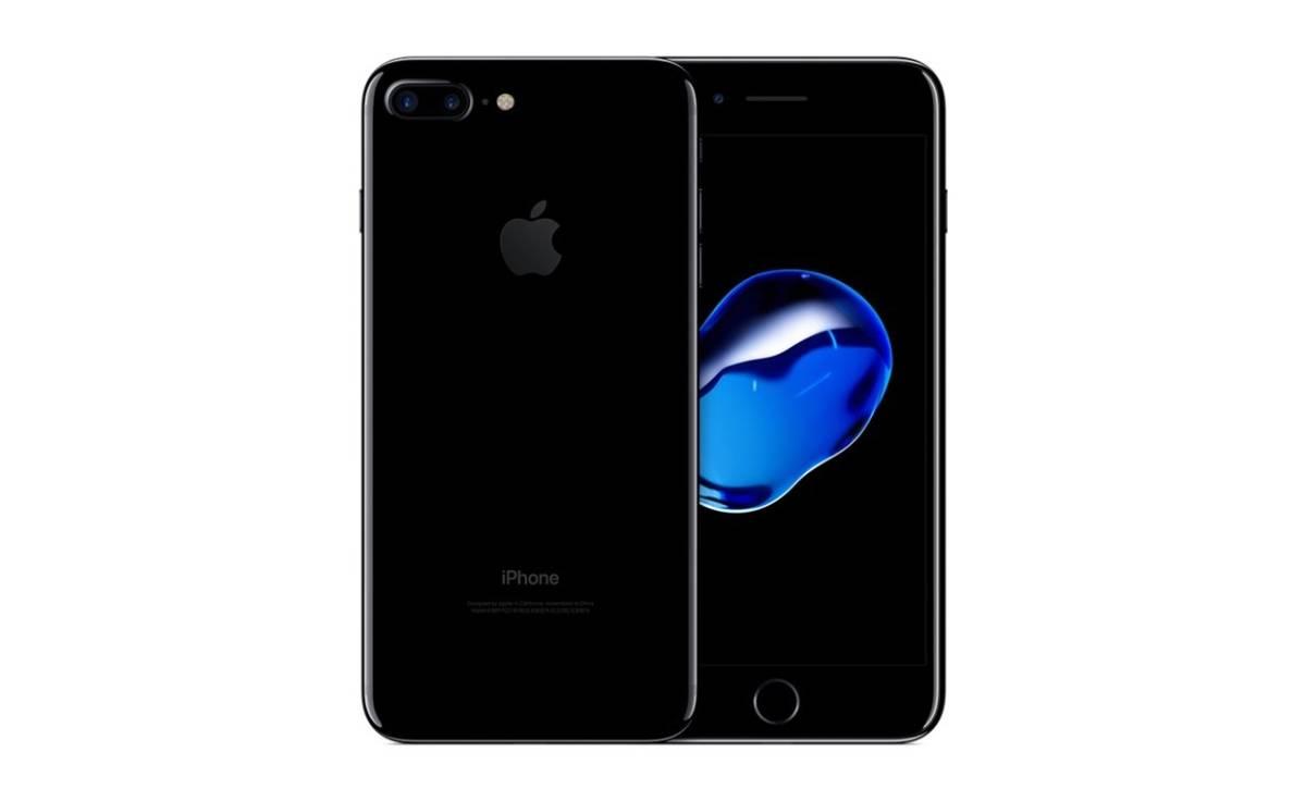 新品 iPhone7 Plus 128GB ジェットブラック 国内正規SIMフリー Apple Care+加入済 Apple