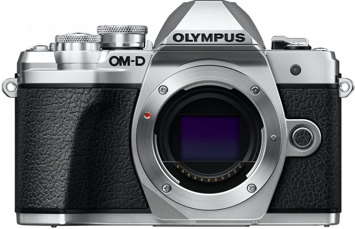 ◆未使用新品◆OLYMPUS オリンパス OM-D E-M5 Mark II ボディ (シルバー)  付属品完備