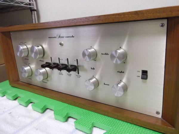 オリジナル マランツ Marantz # 7 S/N 13591 初期型 真空管プリアンプ