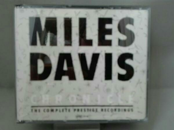 マイルス・デイヴィス/コンプリート・プレスティッジ・レコーディングス【CD】_画像1