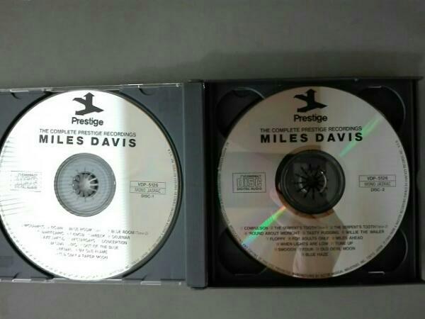 マイルス・デイヴィス/コンプリート・プレスティッジ・レコーディングス【CD】_画像4