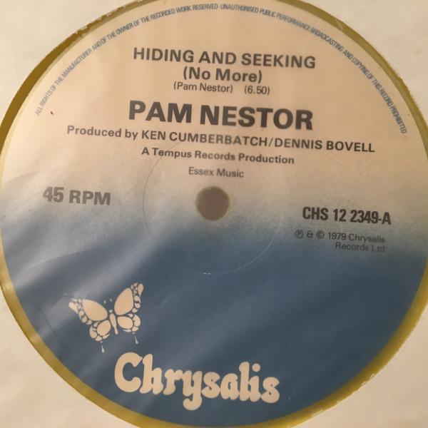 ★Pam Nestor/Hiding And Seeking★DENNIS BOVELL!_画像1