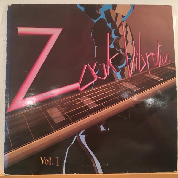 ☆Zouk Vibration/Vol. I☆KILLER ZOUK!