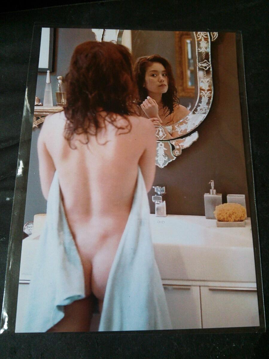 筧美和子…雑誌特別 付録フォト…非売品…極美品…