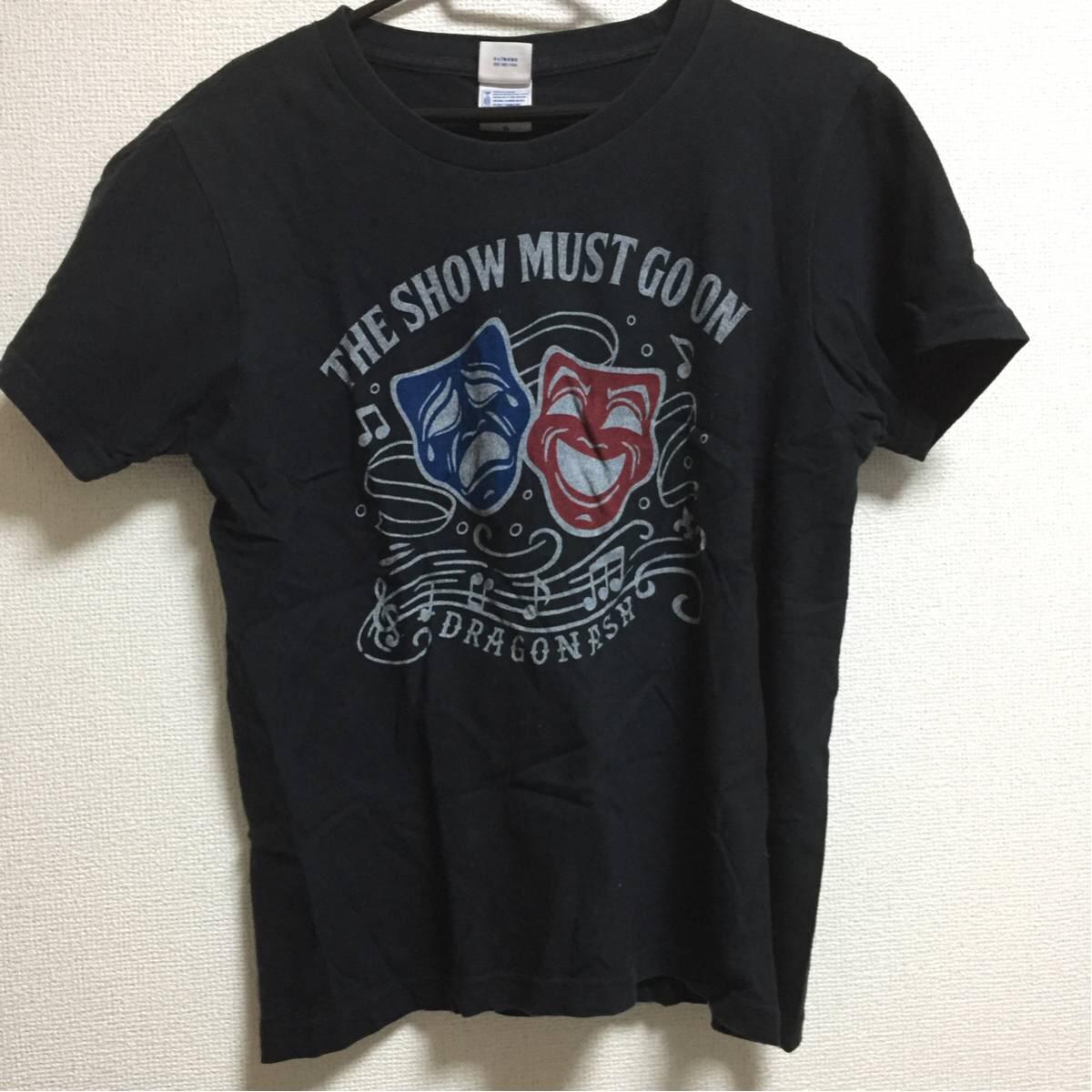 Dragon Ash The SHOW MUST GO ON Tシャツ S kj ライブグッズの画像