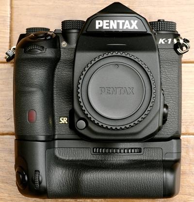【美品】PENTAX K-1 & D-BG6 【純正延長保証残2019年5月まで!】