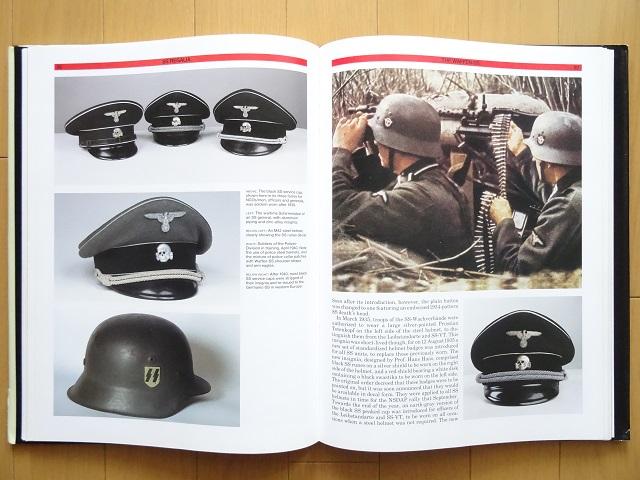 洋書◆ナチスドイツ写真集 本 装備 制服 軍服 WWII_画像3