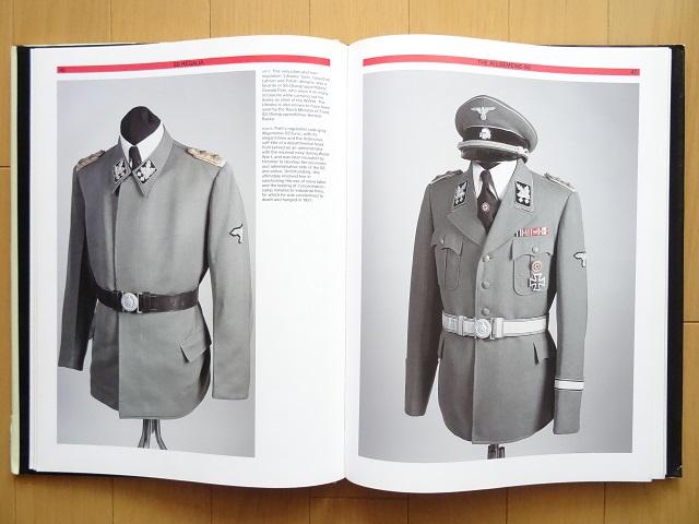 洋書◆ナチスドイツ写真集 本 装備 制服 軍服 WWII_画像2