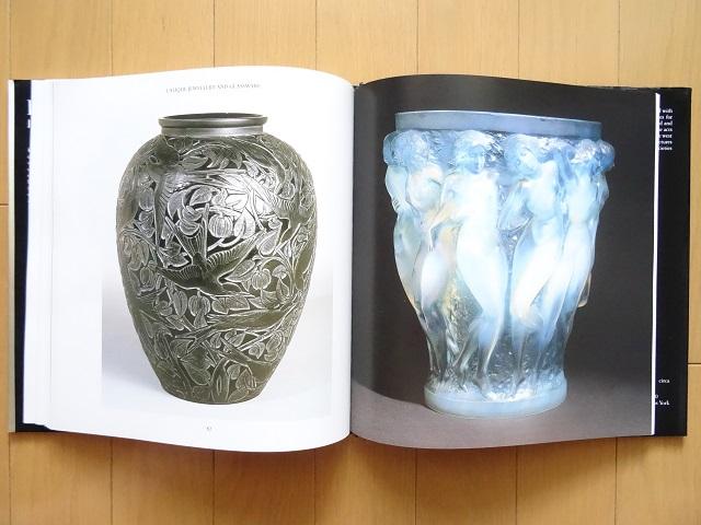 洋書◆ラリック 作品写真集 本 ガラス工芸_画像2