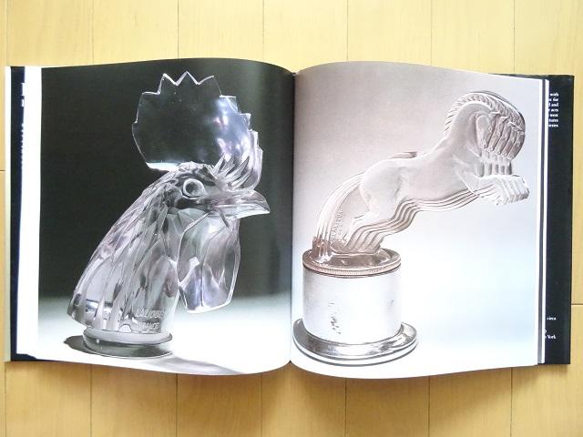 洋書◆ラリック 作品写真集 本 ガラス工芸_画像3