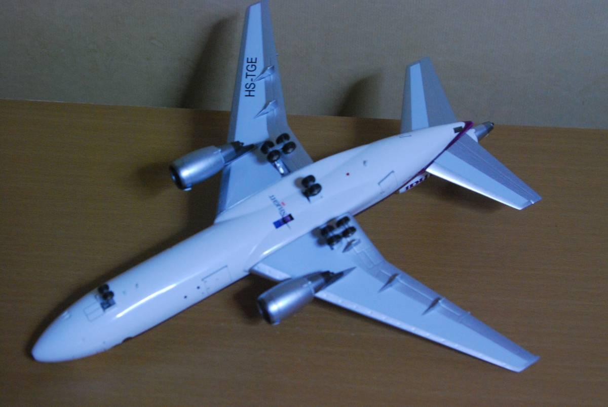 1/200 インフライト タイ国際航空 DC-10-30_画像2