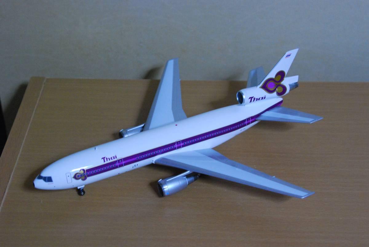 1/200 インフライト タイ国際航空 DC-10-30