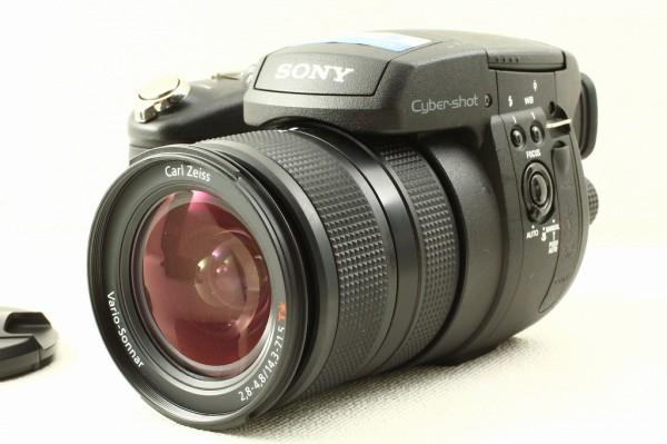 極上品◆SONYソニー Cyber-shot DSC-R1 ブラック◆7110