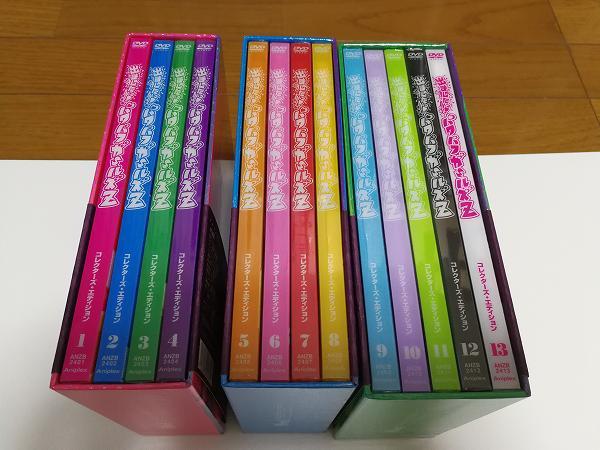 出ましたっ!パワパフガールズZ COLLECTOR'S EDITION DVD 全13巻セット 新品多数 初回版 出ましたっ!パワーパフガールズZ グッズの画像
