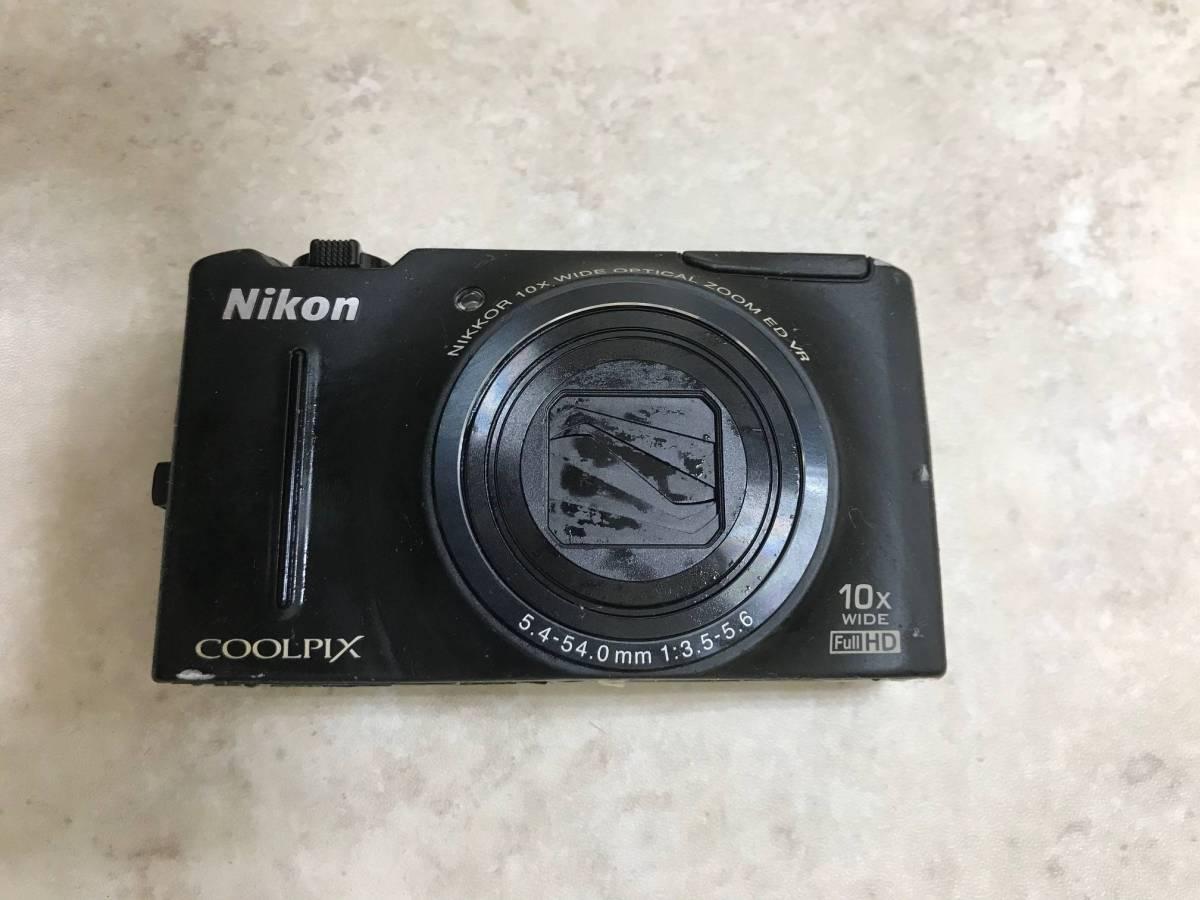 【14482】Nikon COOLPIX S8100