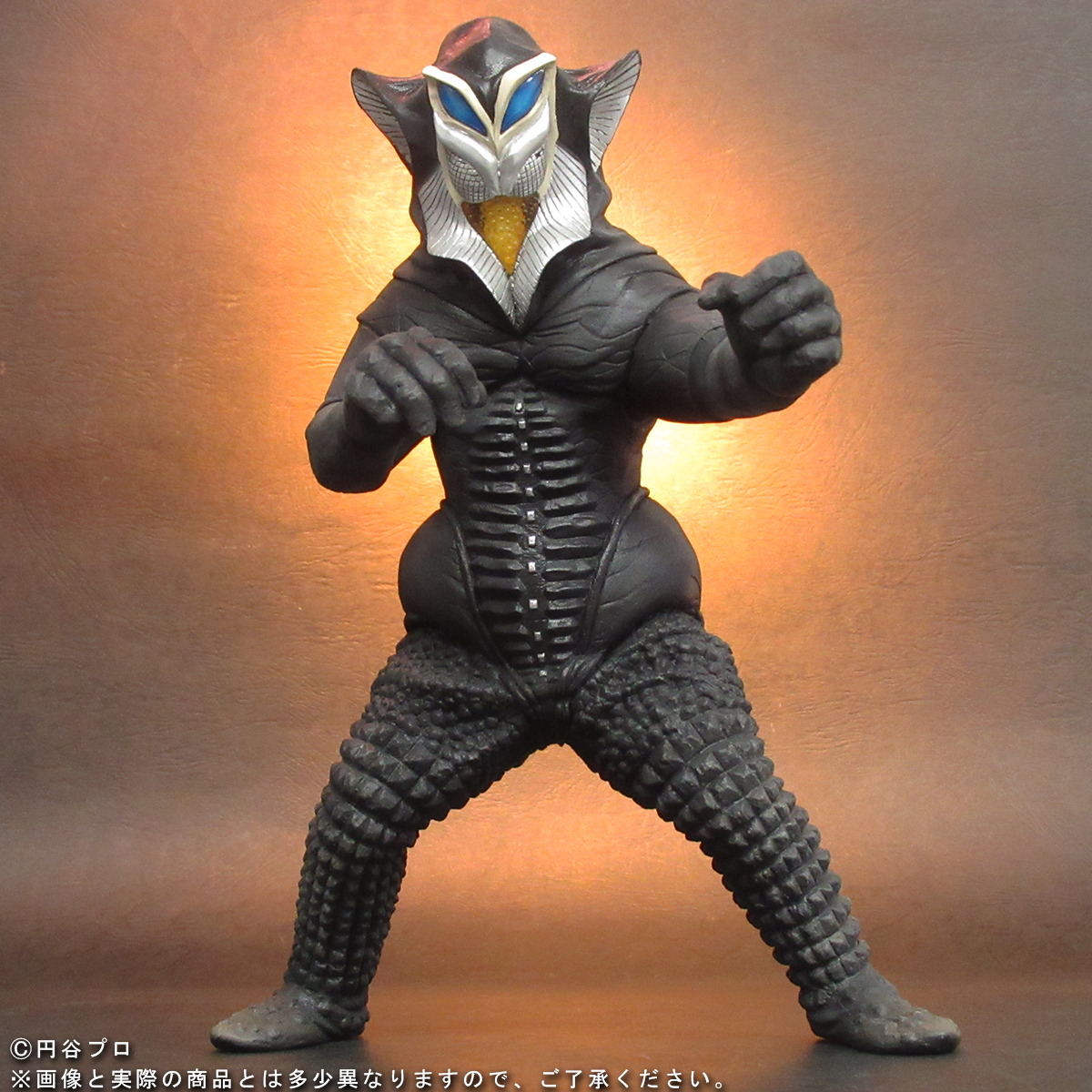 エクスプラス 大怪獣シリーズ ショウネンリック限定 『メフィラス星人・ファイティングポーズ』 ウルトラマン 少年リック CCP グッズの画像