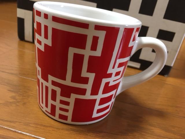 新品未使用品■布袋寅泰 G柄 マグカップ 赤 ライブグッズの画像
