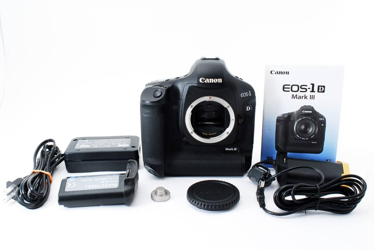 キャノン Canon EOS 1D Mark3 ボディ ●579