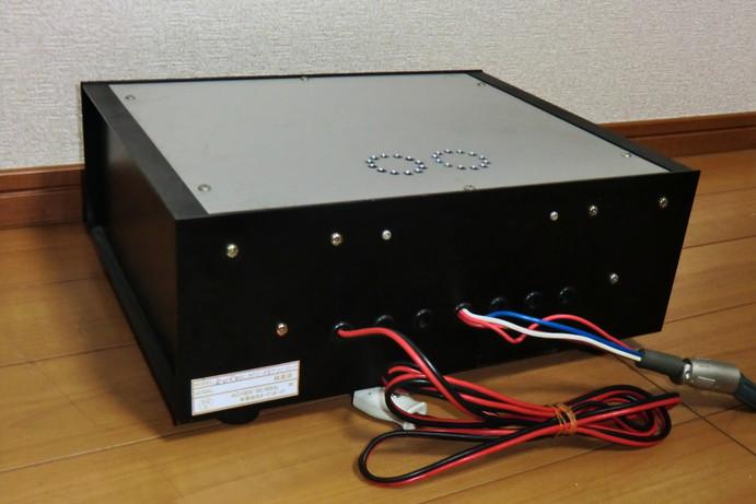金田式 UHC MOS-FET 自作DCアンプ TS-180(パワートランス)☆441/12_画像3