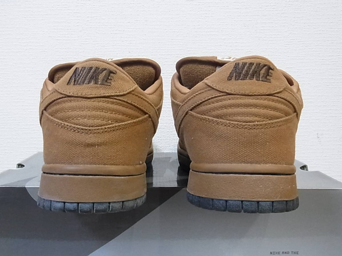 designer fashion 97a56 50454 best nike dunk sb carhartt brown be83e 5a6ea