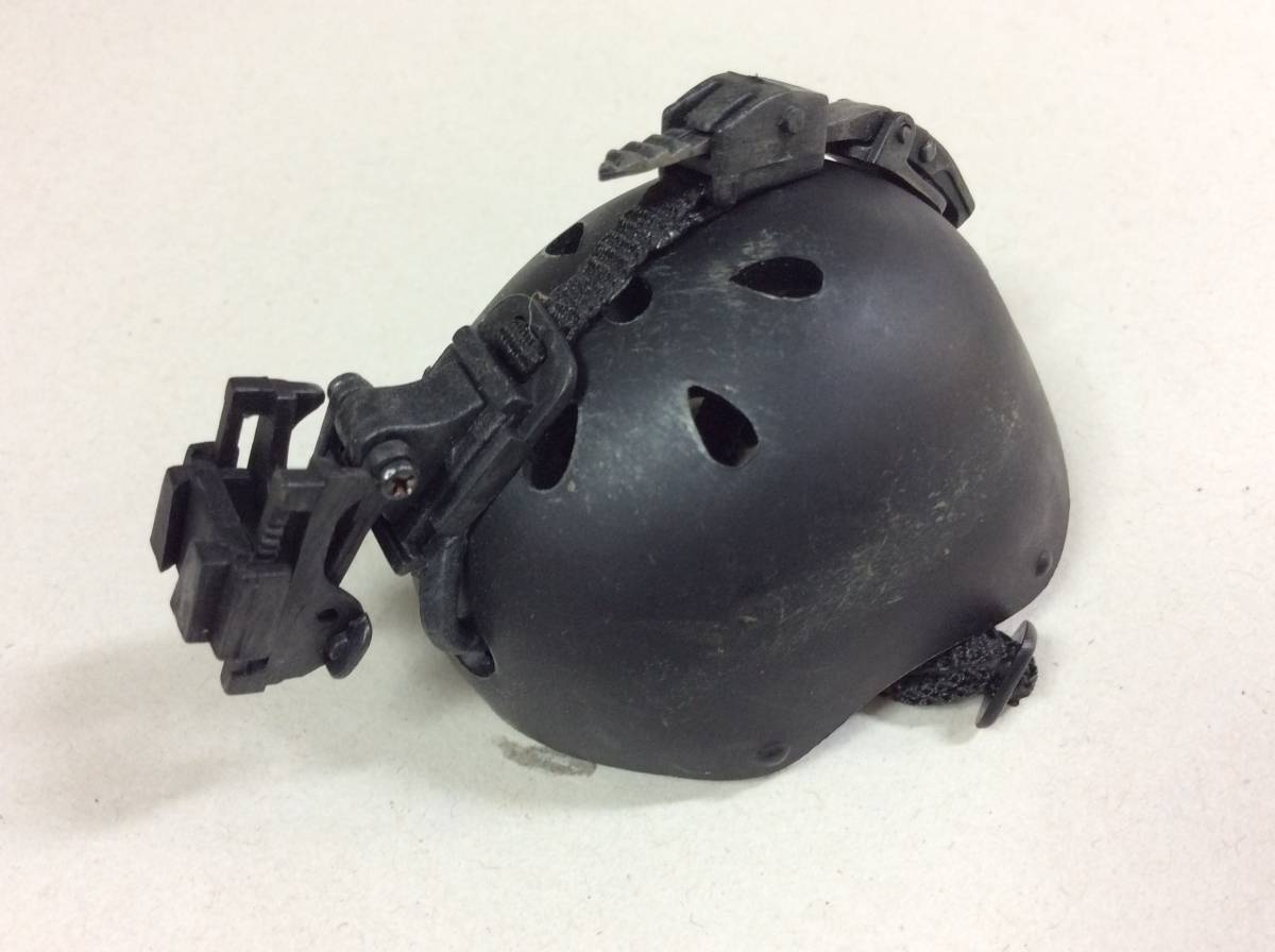 ホットトイズ製 1/6 U.S. NAVY SEAL 【ヘルメット with NVG Mount】POLAR MOUNTAIN STRIKER ミリタリー 武器 銃