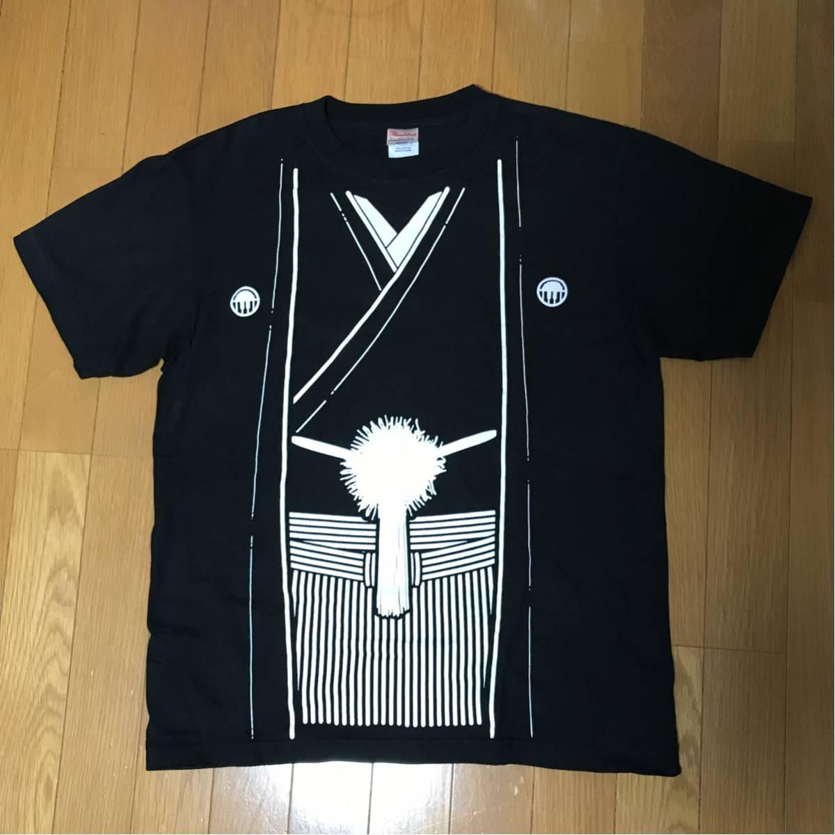 レキシ 袴Tシャツ Mサイズ 池田貴史