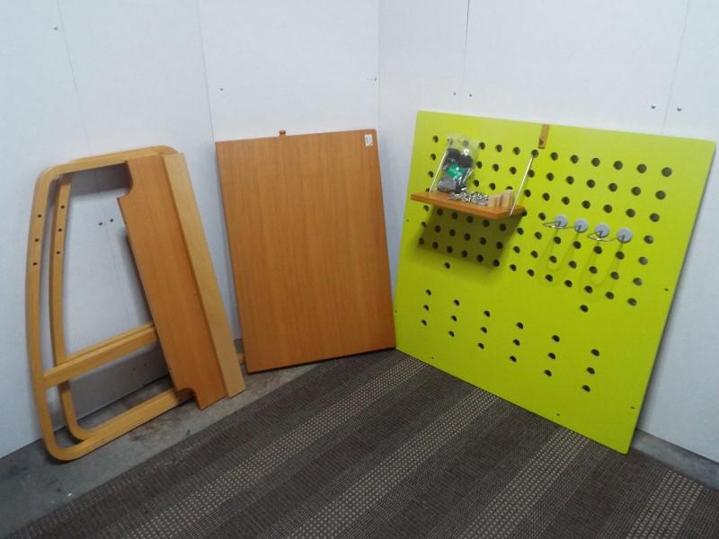 机は分割して発送します。