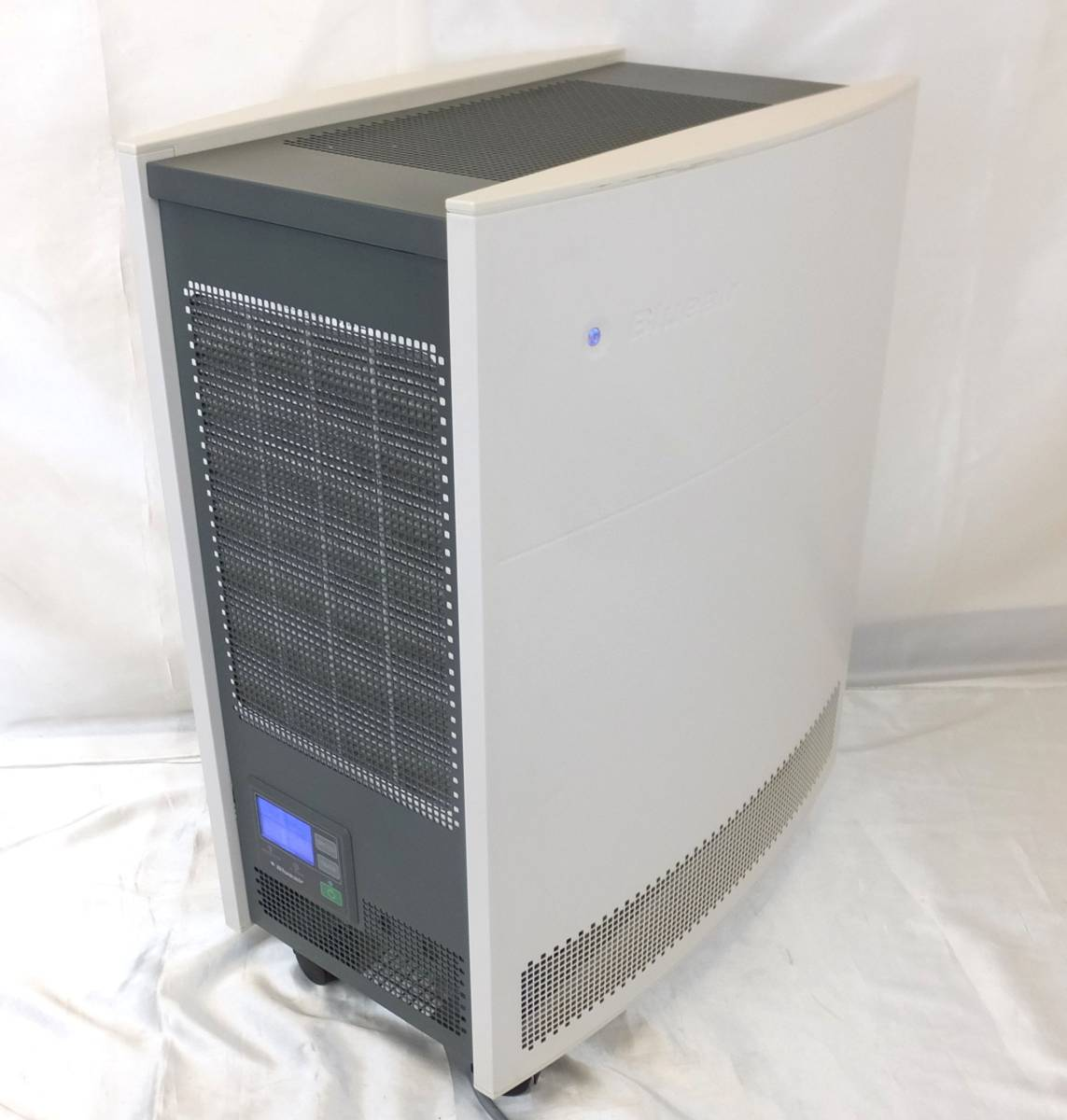 【美品/フィルター使用感少】Blueair/ブルーエア/650EK110PAW/空気清浄機  [K]
