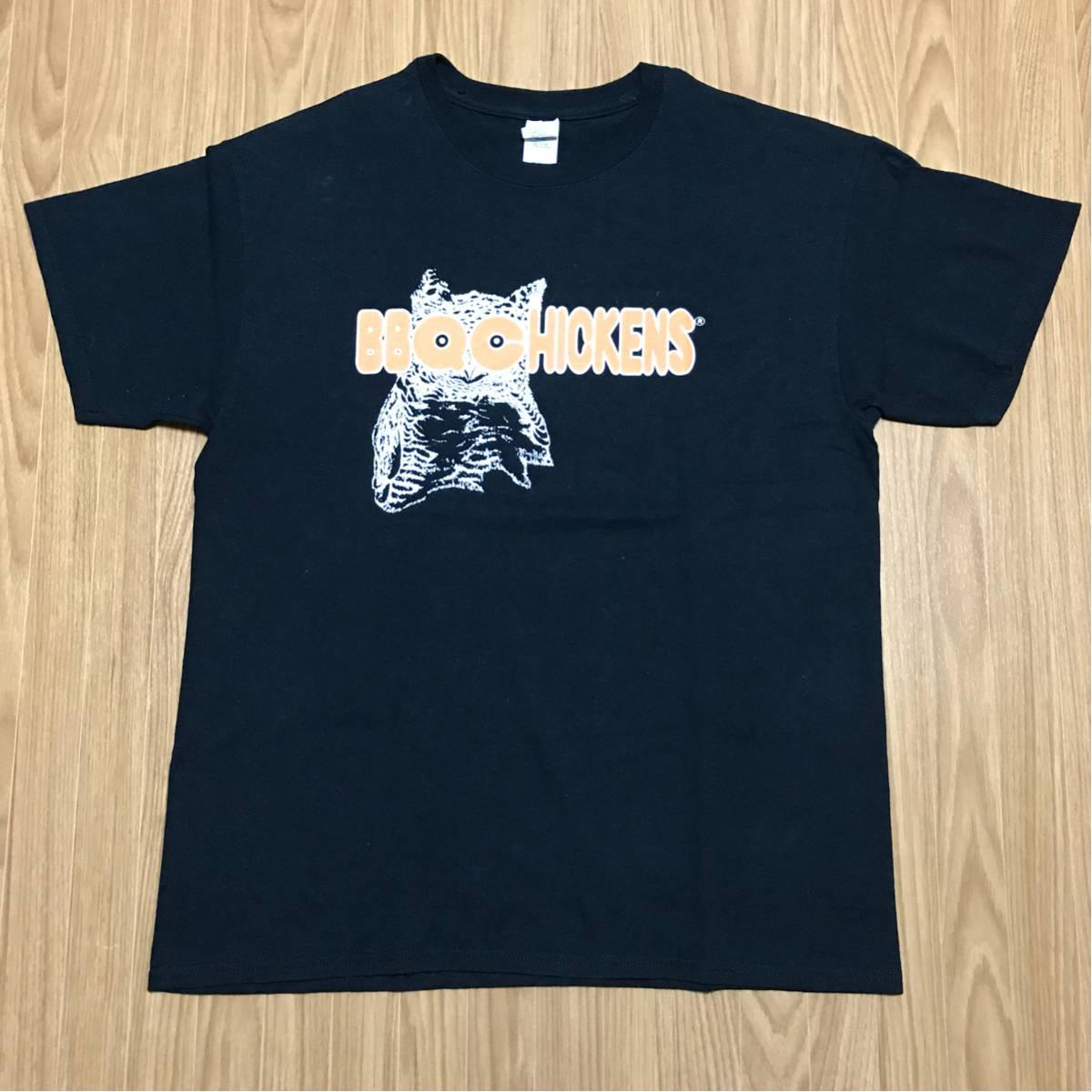レア!【極美品】BBQ CHICKENS Tシャツ Lサイズ PiZZA OF DEATH KEN YOKOYAMA ライブグッズの画像