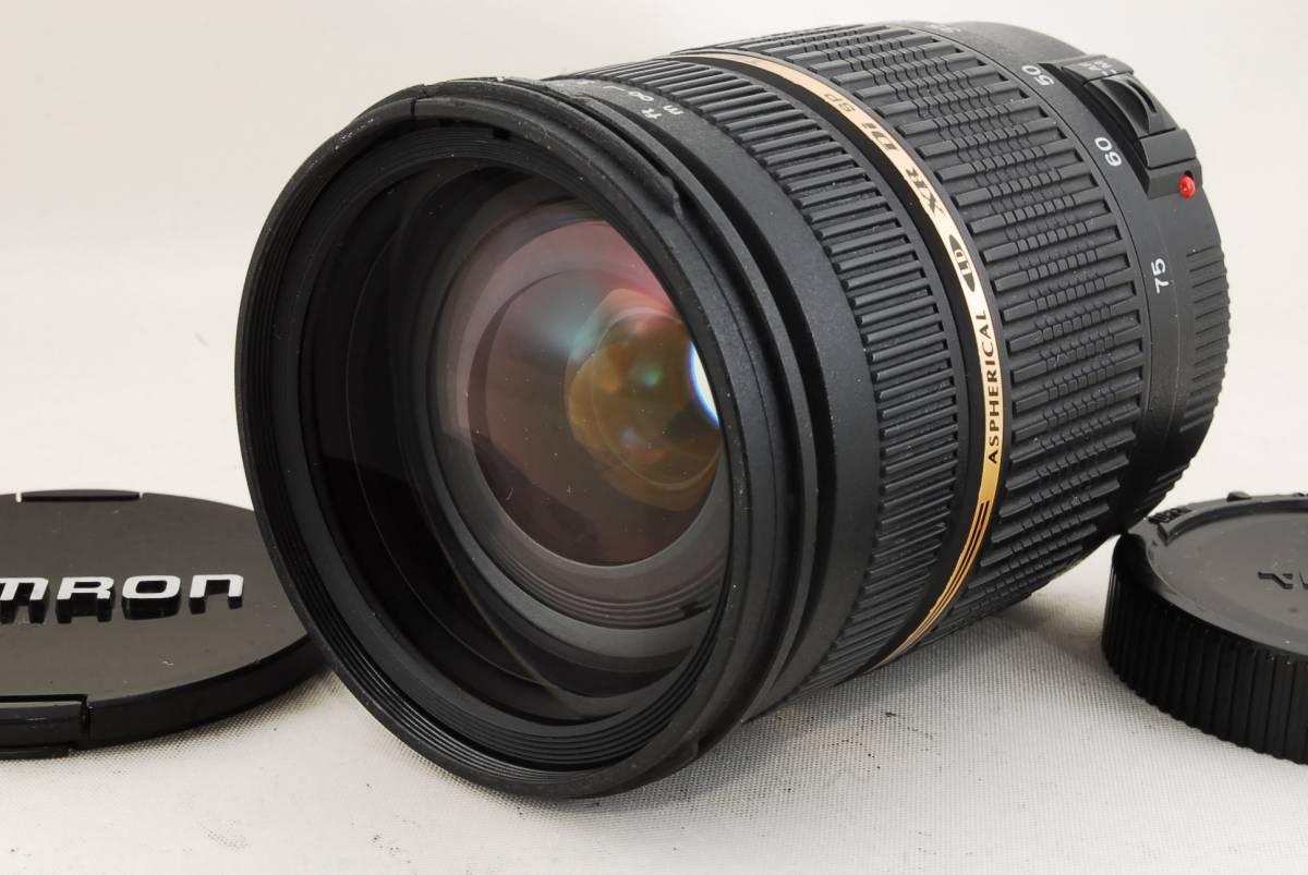 ★希少銘玉★タムロン Tamron SP AF 28-75mm F2.8 XR Di Macro A09 for Canon キャノン用♯492
