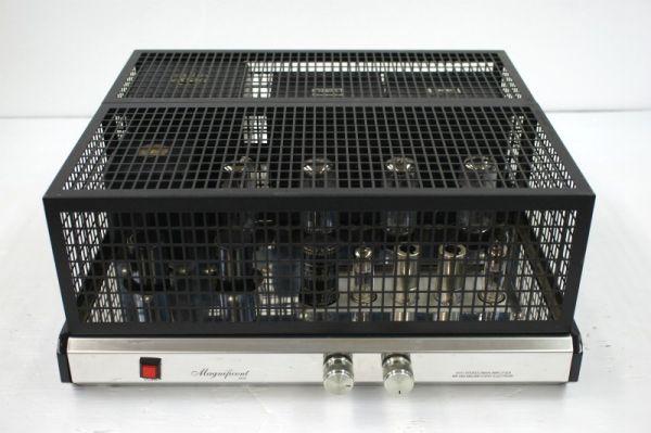 E155サ】自作 真空管アンプ TANGO:FW-100-5 ×2台使用 ジャンク_画像2