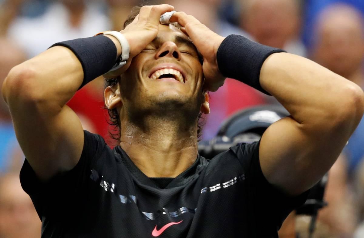 ラファエル・ナダル A4判写真1枚 テニス ⑪