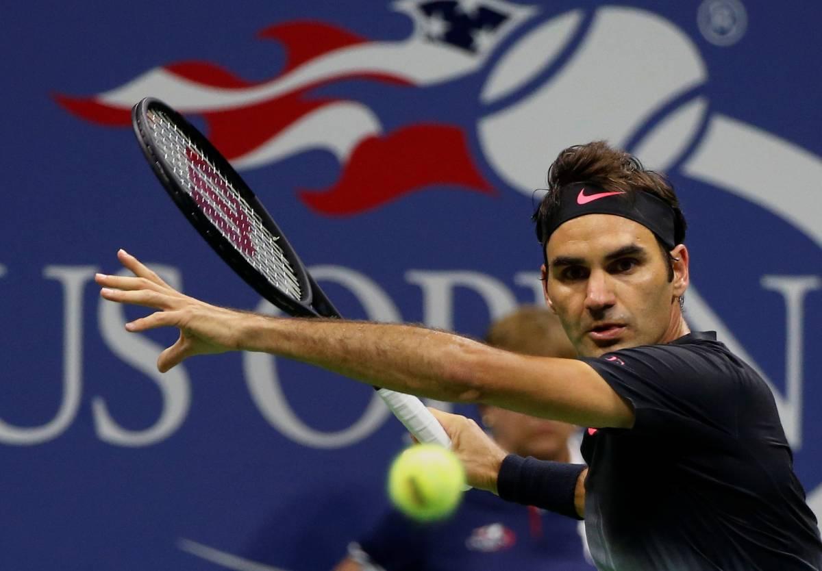 ロジャー・フェデラー 2L判写真1枚 テニス ⑬