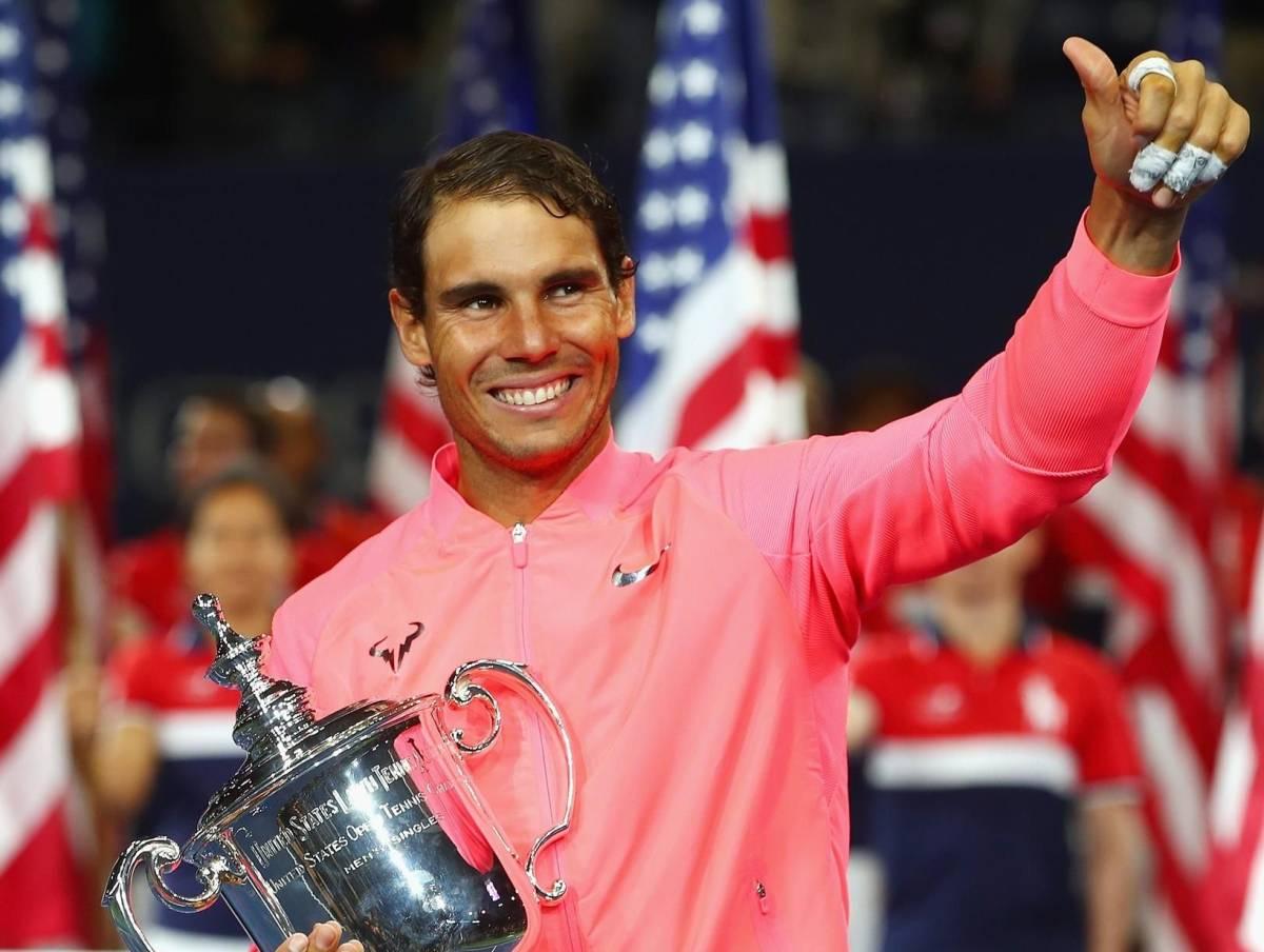 ラファエル・ナダル A4判写真1枚 テニス ⑩