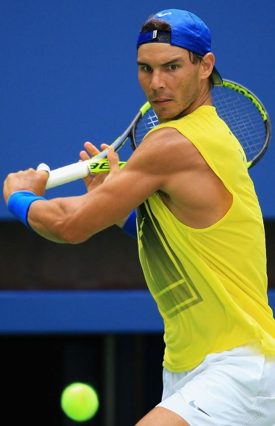 ラファエル・ナダル 2L判写真1枚 テニス ⑪