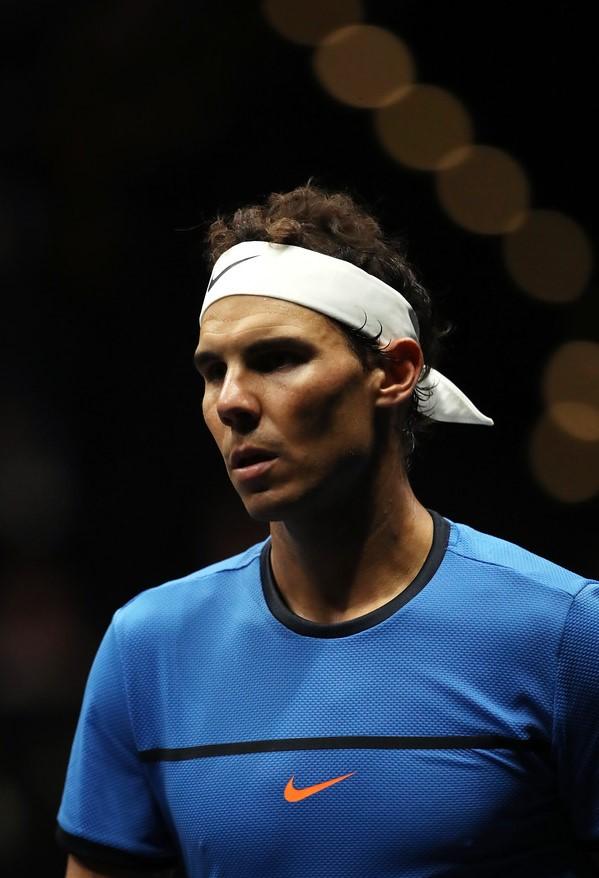 ラファエル・ナダル 2L判写真1枚 テニス ①