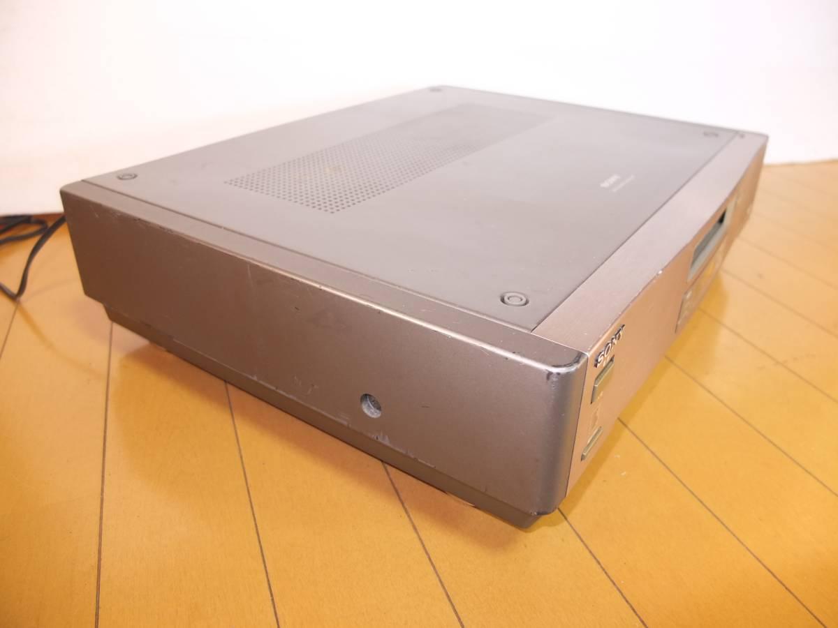 録再可《ジャンク》SONY/ソニー EV-NS9000 Hi8.ビデオデッキ_画像2