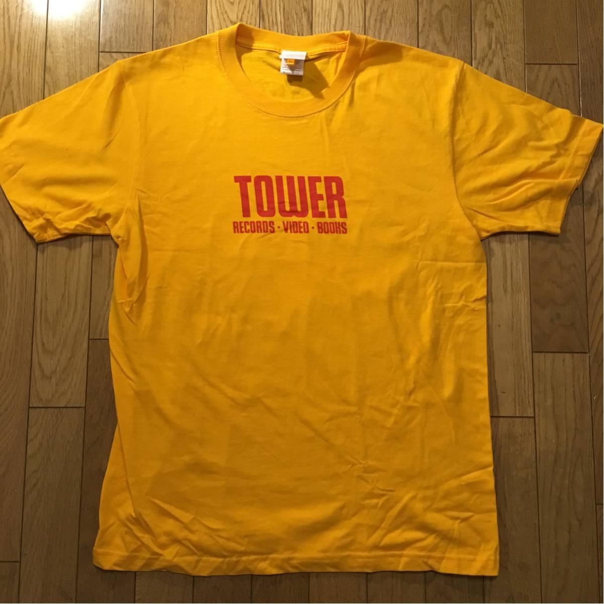 タワーレコード Tシャツ