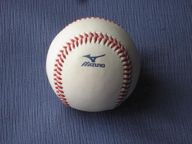 即決 プロ野球 NPB公式公認球 硬式試合球 ボール  ミズノ