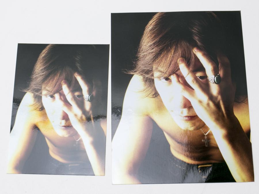 ダイアモンドユカイ ミュージシャン写真 4枚 送料140円