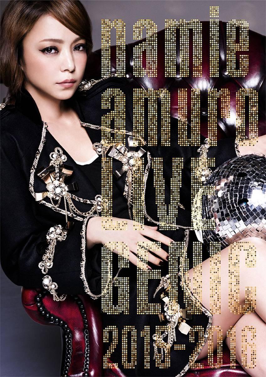 廃盤 安室奈美恵 LIVE DVD ライブ ステージ 全国ツアー ベスト namie amuro LIVEGENIC 2015-2016