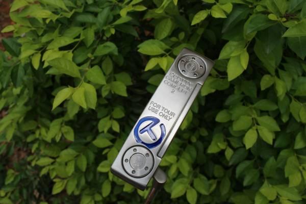 (P41)スコッティ・キャメロン限定パター サークルT 新作ブルー 34インチ