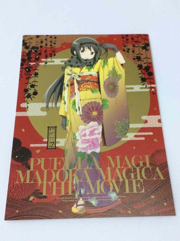 まどかマギカ イラストカード ポストカードサイズ P15944