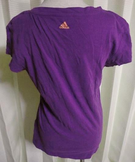 adidas Adidas T-shirt UK:10 USA:S F:38 D:36 E:36 I:42 J:OT CDN:S/P