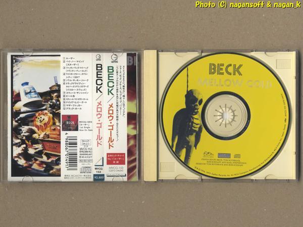 ★即決★ BECK (ベック) / MELLOW GOLD - ベックのデビューアルバム。大傑作名盤だと思います_画像3