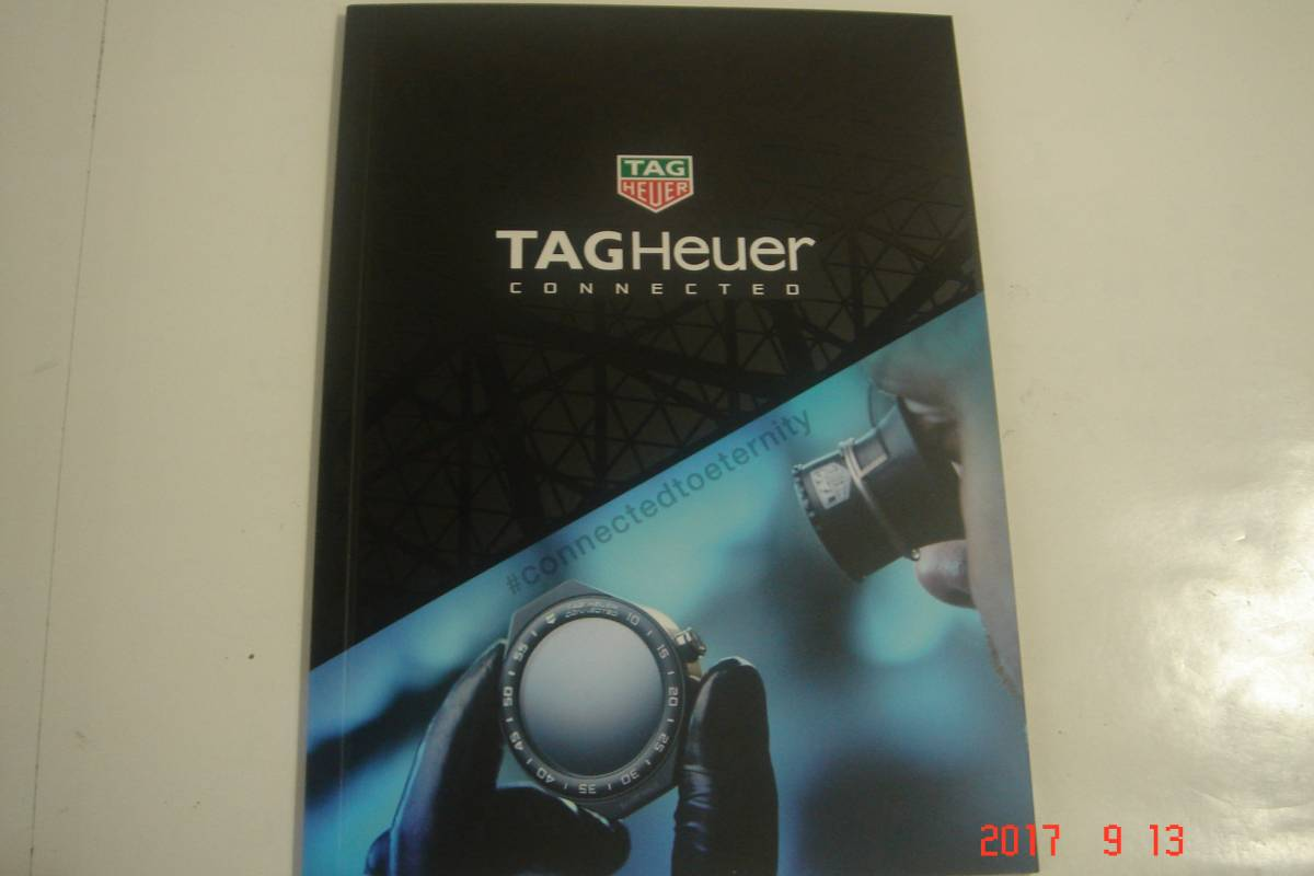 TAG Heuer CONNECTED冊子
