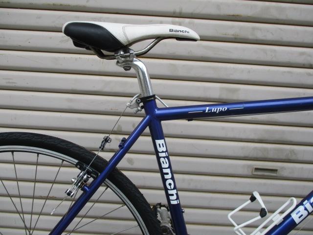 Bianchi Lupo クロモリ 700C TIAGRA_画像3